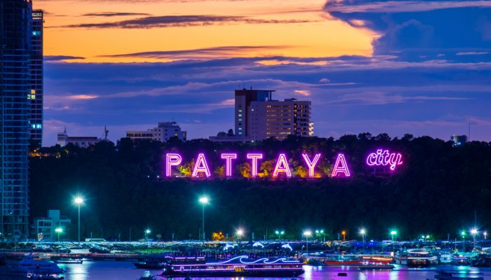 Pattaya City Deputy Mayor Discussing Partnership and Government Support for CoinAdvice Conference Scheduled to be Held on March, 2019